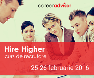 Hire Higher curs deschis de recrutare